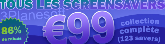 Special Offer - All screensavers for just $99!